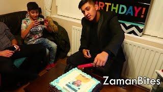 ZamanBites - More Birthdays And Announcing The WINNER!!