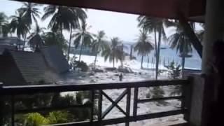 КАТАКЛИЗМЫ Tsunami Thailand Koh Phi Phi   2004