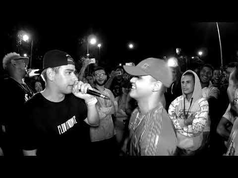 Alves (DF) vs Nicolas Walter (RS) - Final - 5º Edição Batalha do Relógio 2018 - Taguatinga/DF