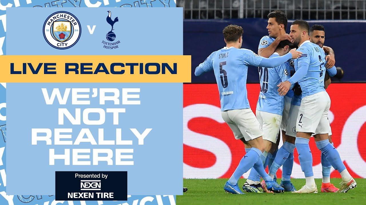 [Carabao Cup Final Live] Watch Manchester City vs. Tottenham ...