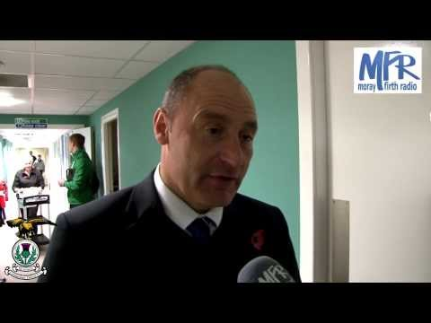Inverness Maurice Malpas post-match interview v Hibernian, 09/11/2013