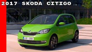 2017 Skoda Citigo Walkaround, Interior, & Drive