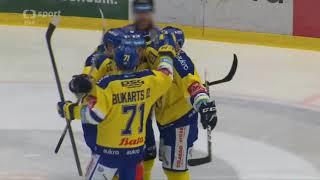 Sestřih zápasu – HC Škoda Plzeň vs Aukro Berani Zlín (1:2pp)