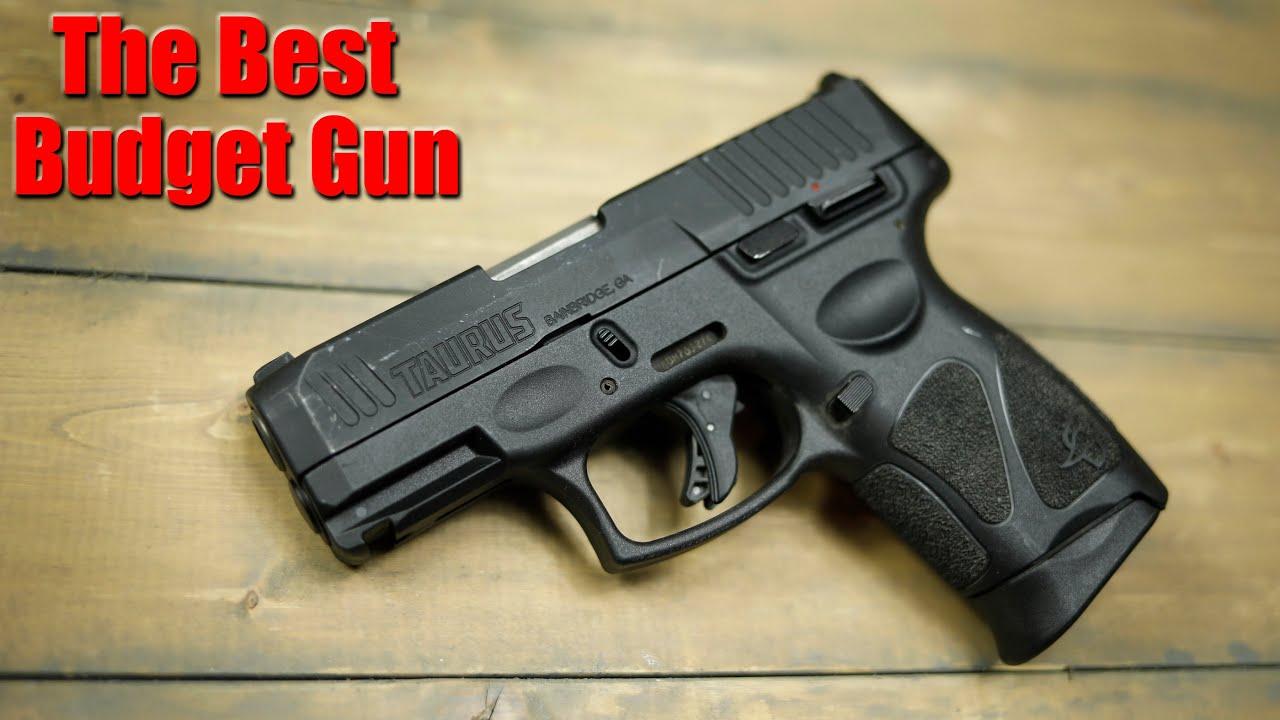 Taurus G3C 1000 Round Review: The Best Pistol Under $300