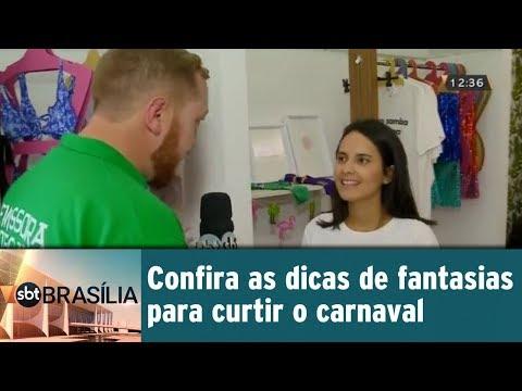Confira as dicas de fantasias para curtir o carnaval