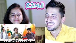 HUMANITY | Short Film | Round2hell Reaction | R2h Reaction