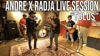 Tulus - Andre Taulany X Radja Live Session