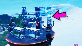Fortnite - The Collection Location || New Collectors Museum POI