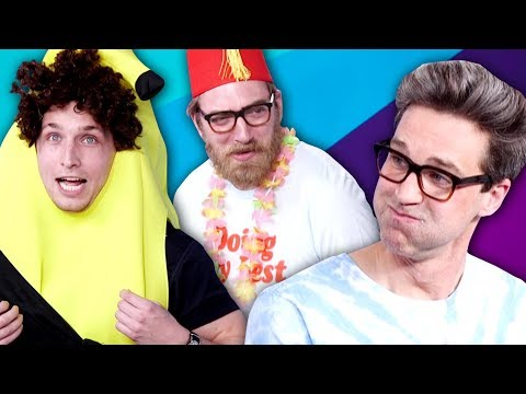 TRY NOT TO LAUGH CHALLENGE #22 w/ RHETT & LINK
