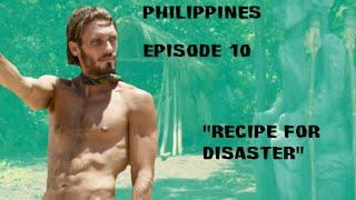 TDF&#39s Survivor Philippines Episode 10 &quotRecipe For Trouble&quot