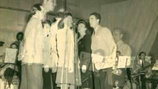 Kay Kyser Big Band USO Show 1942 - Stockton Air Field