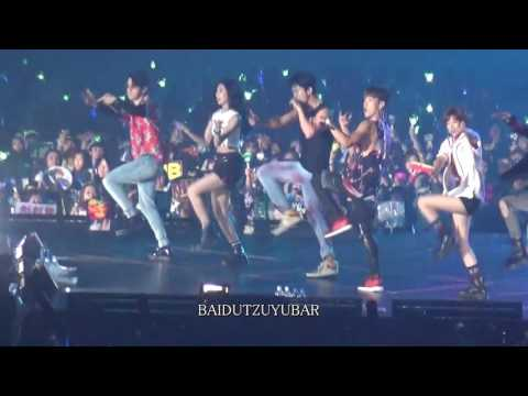 "2016 JYP NATION IN JAPAN ""Go Crazy"" TWICE 子瑜 쯔위(TZUYU)Focus By BAIDUTZUYUBAR"