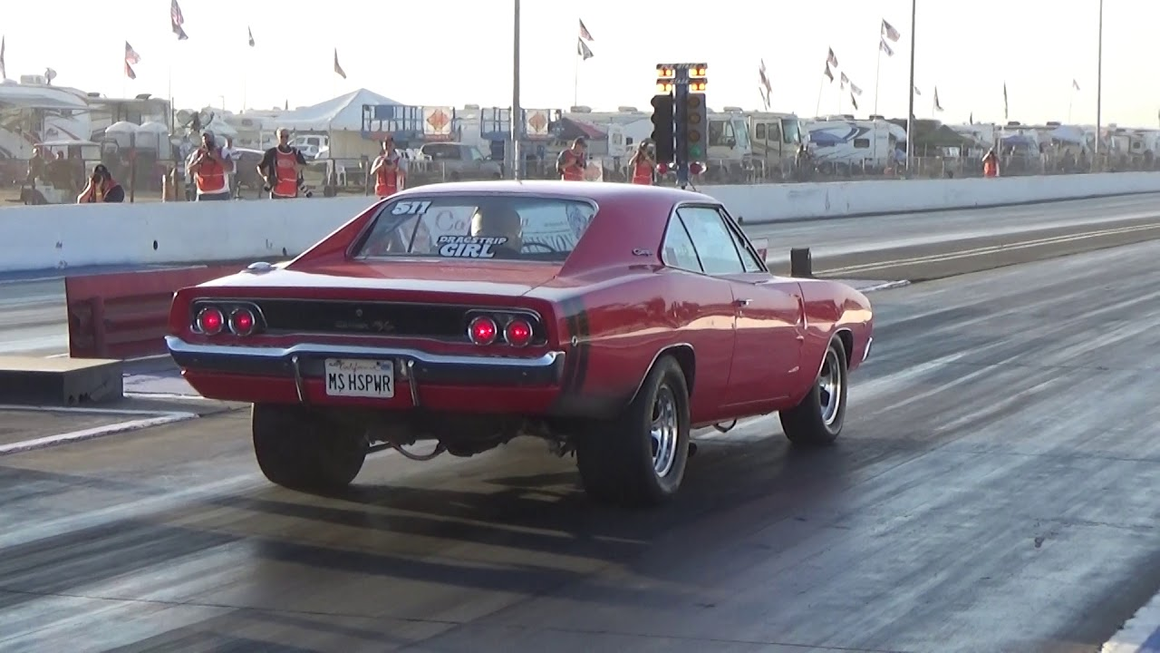 1968 Dodge Charger Drag Racing 10 Second Street Car Youtube