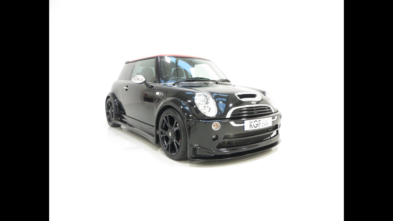 an extroverted supercharged mini cooper s with a full zeemax bodykit sold youtube. Black Bedroom Furniture Sets. Home Design Ideas