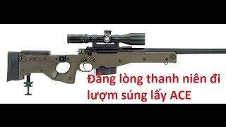 Bình Luận Truy Kich | Đi lượm súng lấy ACE - Clip độc nhất vô nhị ✔