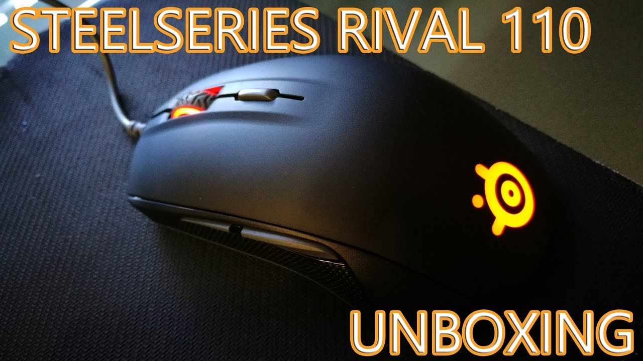 Logitech G203 vs Steelseries Rival 110 - Who will survive?