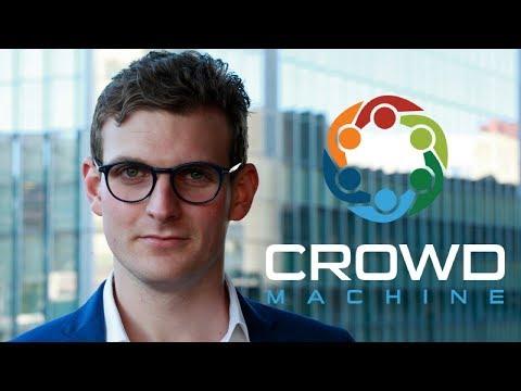 Crowd Machine | Entering a Multi-trillion Dollar Industry