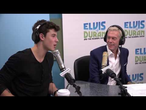 Shawn Mendes Chats About his First Tattoo