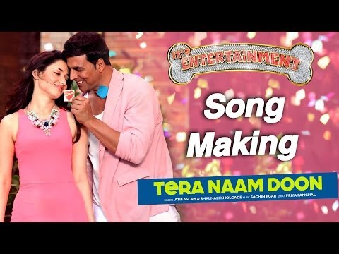 Tera Naam Doon - Behind The Scenes Making | Its Entertainment