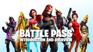 FORTNITE SEASON 9 BATTEL PASS OVERVIEW