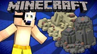 How Underwater Ruins Happened - Minecraft