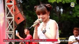 TASYA ROSMALA   Ayah - NEW ARIA NADA - SEMARAK TAHUN BARU 2019 Pantai Widuri JANUARI 2019
