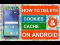 How to Delete Cookies & Cache on Android