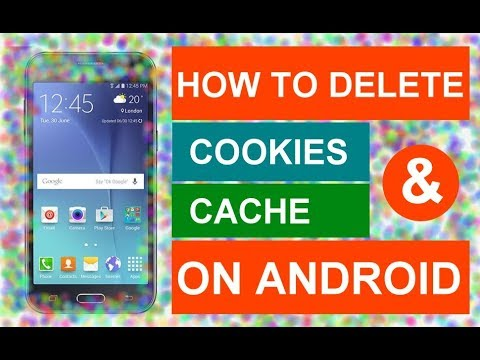 How to Delete Cookies & Cache on Android phone - Very Easy