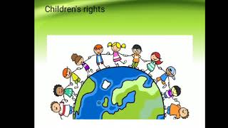 CLASS 3 SOCIAL STUDIES ( LESSON 19 HUMAN RIGHTS) BY MISS ALIYA ABID