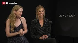 Baixar Interview Kathryn Newton & Julia Roberts BEN IS BACK