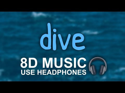 Ed Sheeran - Dive (8D Audio)🎧