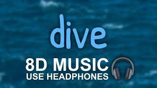 Ed Sheeran - Dive (8D Audio)🎧