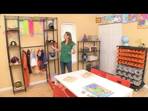 School's out! - How to keep the kids room neat and clean