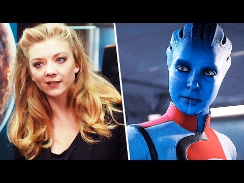 Mass Effect Andromeda - Voice Actor Natalie Dormer as Dr Lexi T'Perro