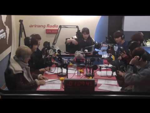 161114 Arirang Radio K-Poppin' VICTON 빅톤 full