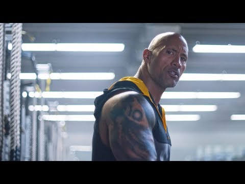 WILL FINDS A WAY | Dwayne Johnson Under Armour Campaign