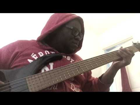 All I Do Kirk Whalum feat. Wendy Moten Bass Cover