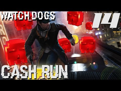 Watch Dogs Walkthrough Part 14 - CASH RUN