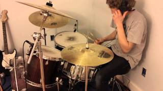 Death by Diamonds and Pearls- Band of Skulls Drum Cover