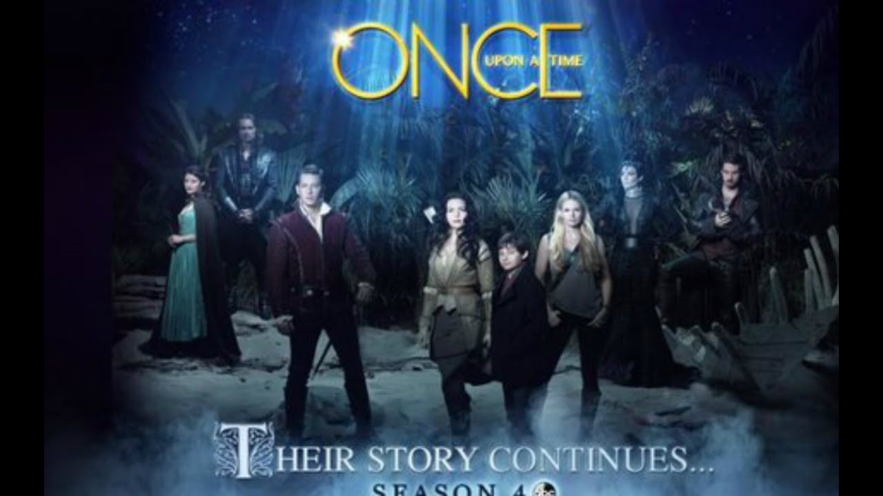 Once Upon A Time Season 4 Official Trailer 2014 - YouTube