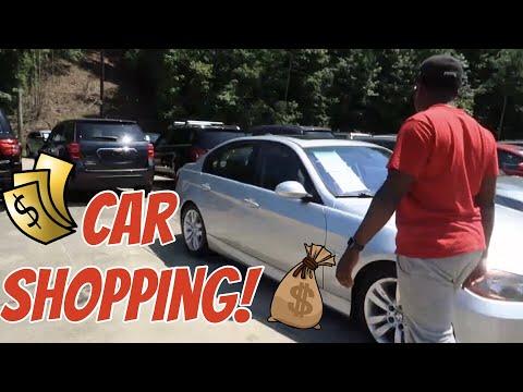 SUMMER 17 VLOG 2 | WE WENT CAR SHOPPING !