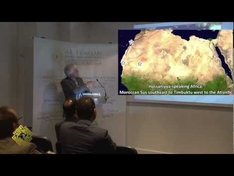 The Manuscripts of Timbuktu and Islamic Writing in West Africa; a lecture by Prof. Charles Stewart