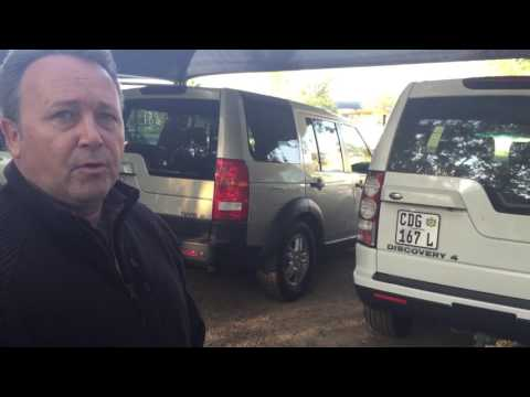 Land Rover Discovery 3 or 4? Wyatt explains the differences