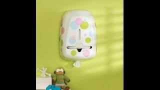 Diaper & Wipe Dispenser by Bobee