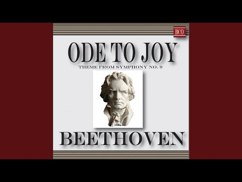 Ode to Joy from Beethoven Symphy 9