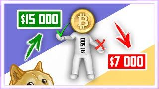 $11 500 — ВАЖНЕЙШИЙ УРОВЕНЬ БИТКОИНА | Биткоин Прогноз Крипто Новости | Bitcoin BTC Заработок Анализ