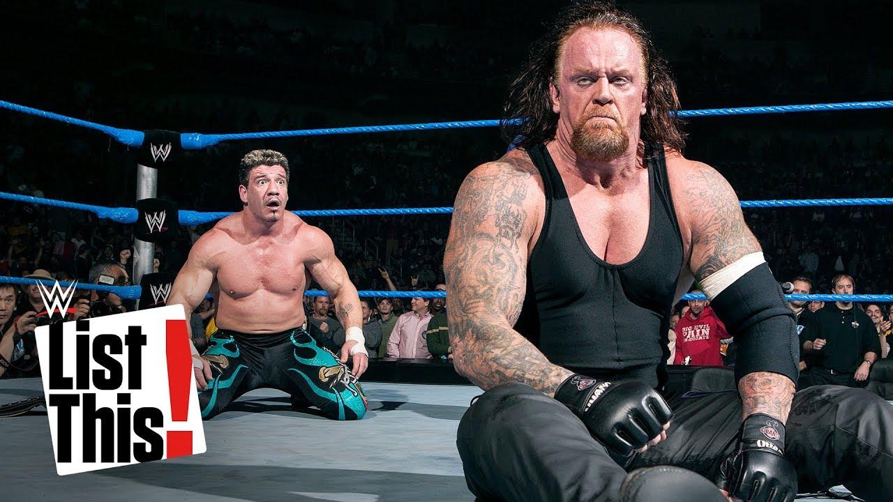 Download 5 phenomenally rare Undertaker matches: WWE List This!