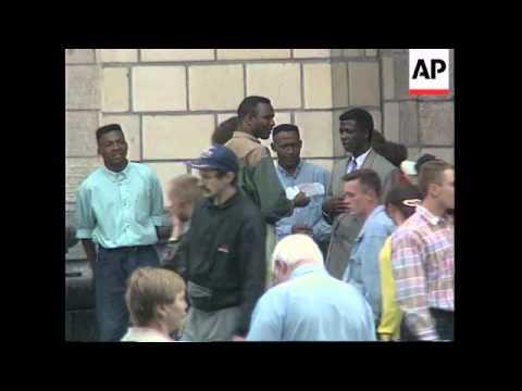 UKRAINE: GATEWAY FOR ILLEGAL REFUGEES