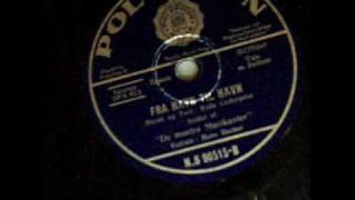 Fra Havn til Havn. De muntre Musikanter. Copenhagen 1933.wmv