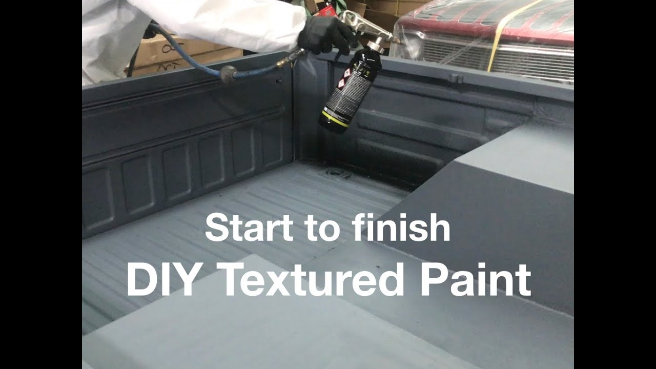 What to expect from a DIY bed tub liner paint. Step ...